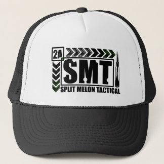 Split Melon Tactical Trucker Hat