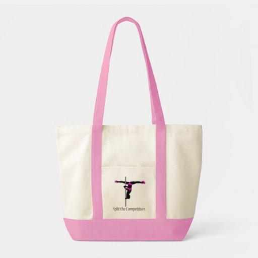 SplitsPink Bag