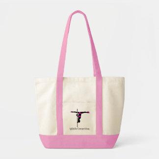 SplitsPink Tote Bag