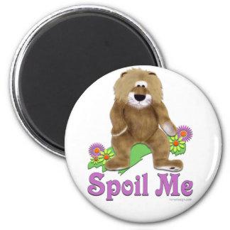 Spoil Me Lion Magnet