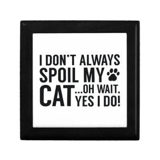 Spoil My Cat Gift Box