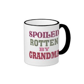 Spoiled By Grandma Coffee Mug