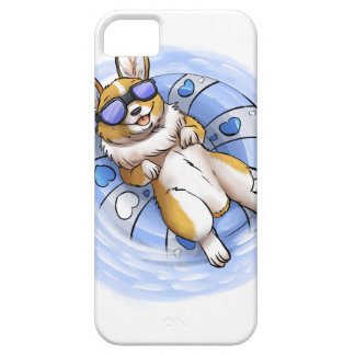 Spoiled Corgi iPhone 5 Cover