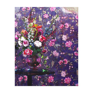 """Spoiled Flowers ~ 20x16 .75"""" Thick Canvas Prints"""