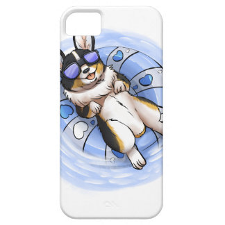 Spoiled Tri Corgi Case For The iPhone 5