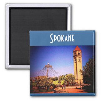 Spokane (Park) Magnet