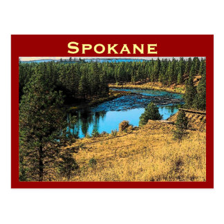 Spokane Postcard