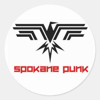 Spokane Punk (Sticker)