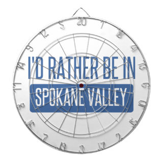 Spokane Valley Dartboard