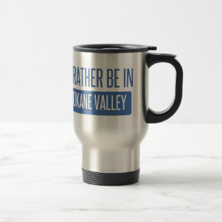 Spokane Valley Travel Mug
