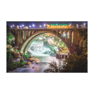 spokane wa canvas print