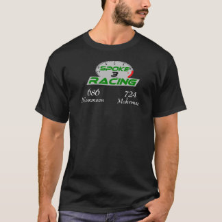 spoke 3 Final, tack, 686           724, Nommsen... T-Shirt