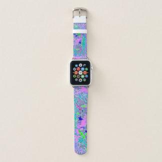 Sponge Paint Patel Design Apple Watch Band