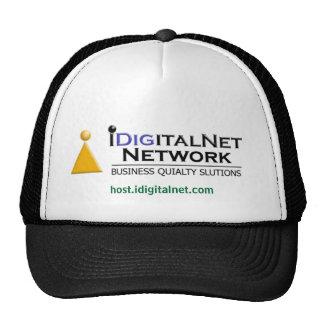 Sponser IDigitalNet Business Hosting Cap