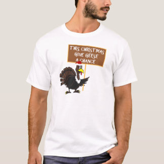 Spoof give peace a chance T-Shirt