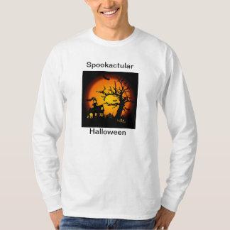 Spookactular Halloween Haunted House Shirt