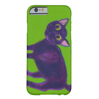 Spooked Cat iPhone 6 case