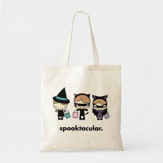 Spooktacular Halloween Trick or Treat Candy Bag