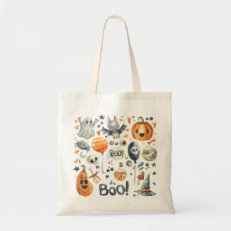 Spooktacular Halloween Trick or Treat | Tote Bag