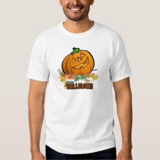 Spooky Animals Pumpkin T-shirt