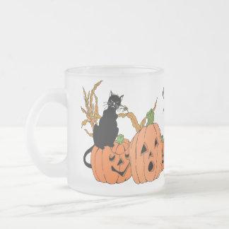 Spooky Cat Mug
