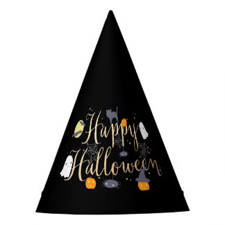 Spooky Critters Halloween Party Hat
