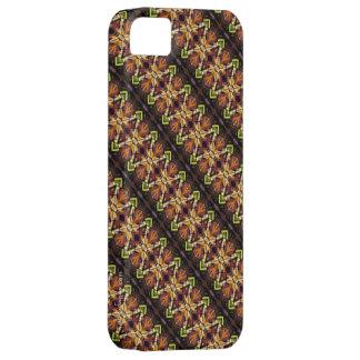 Spooky Diamon Stripes iPhone 5 Case