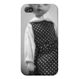 """""""Spooky Doll"""" iPhone 4/4S Speck Case iPhone 4/4S Cover"""