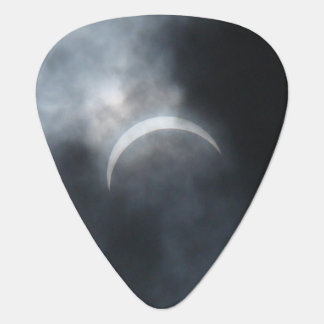 Spooky Eclipse Storm Clouds 2017 Guitar Pick
