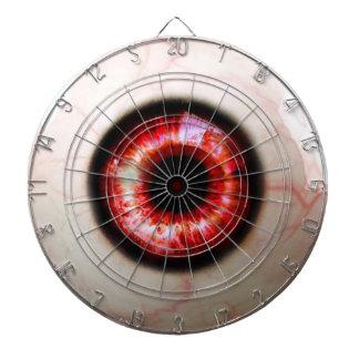 Spooky Eyeball Dartboard