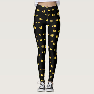 Spooky Eyes Leggings