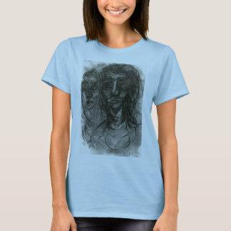 Spooky Faces T-Shirt