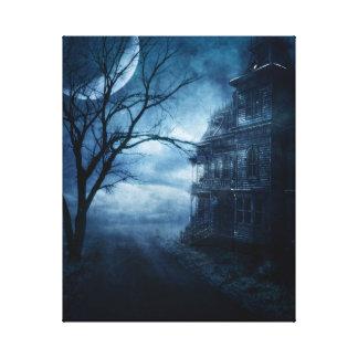 Spooky Fantasy Canvas Print