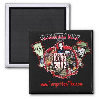 Spooky Flix Fest 2012 Magnet