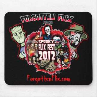 Spooky Flix Fest 2012 Mousepad