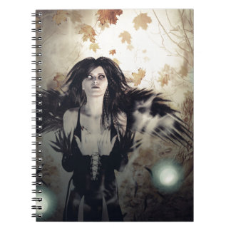 Spooky Forest and Dark Witch3 Notebook