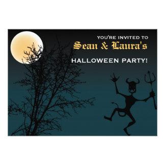 Spooky Fun! Custom Invite