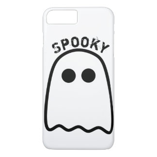 Spooky Ghost phone case