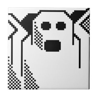 Spooky Ghost Tile