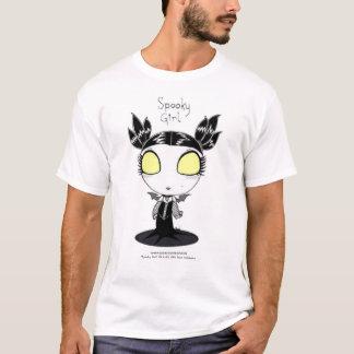 """Spooky Girl"" Apparel T-Shirt"