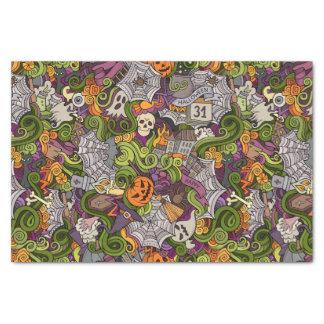 Spooky Halloween 10lb Tissue Paper, White Tissue Paper