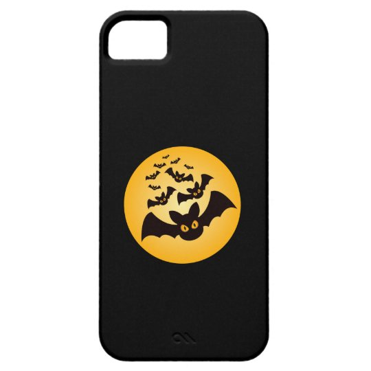 Spooky Halloween Bats iPhone 5 Cover