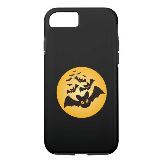 Spooky Halloween Bats iPhone 8/7 Case