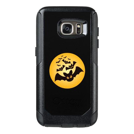 Spooky Halloween Bats OtterBox Samsung Galaxy S7 Case