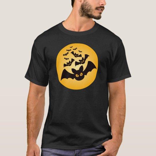 Spooky Halloween Bats T-Shirt