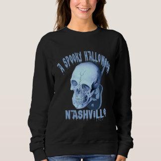 Spooky Halloween in Nashville Women's Sweatshirt
