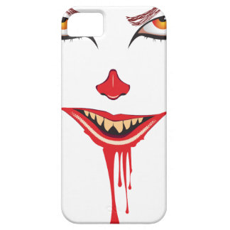 Spooky Halloween Makeup Barely There iPhone 5 Case
