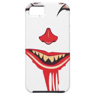Spooky Halloween Makeup iPhone 5 Case