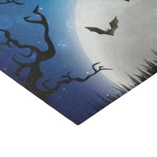 Spooky Halloween Night Sky Tissue Paper