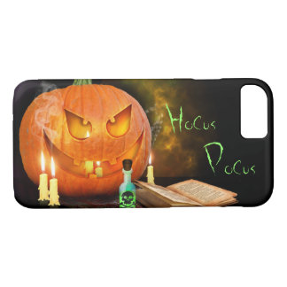 Spooky Halloween Pumpkin iPhone 8/7 Case